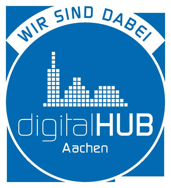 Digital Hub Aachen - Wir sind dabei