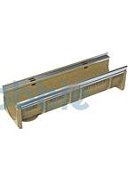 KE-200 Kantenschutzrinne verzinkte Stahlzarge