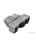 Basalt-Pflastersteine, neu