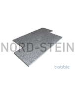 "Granit-Bodenlatten, ""Gallicia"""