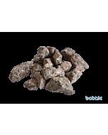 Granit-Ziersplitt, rot