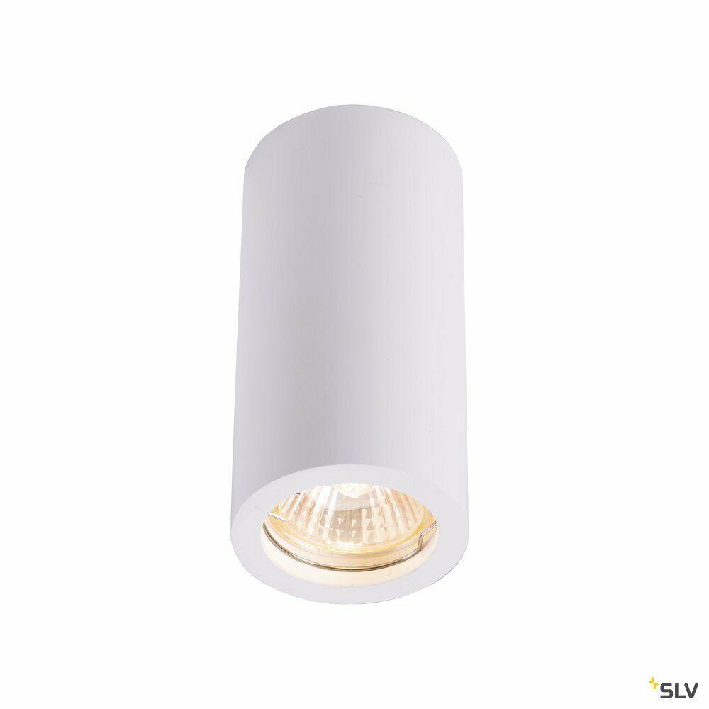 NAGY 75 QPAR51, Indoor LED Deckenaufbauleuchte, weiß