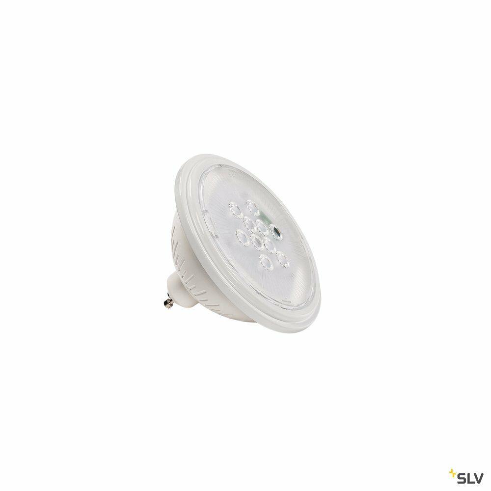 QR111 LED GU10, Leuchtmittel für SLV VALETO® SMART HOME SYSTEM, 40°, weiß, 783lm, 2700K, dimmbar
