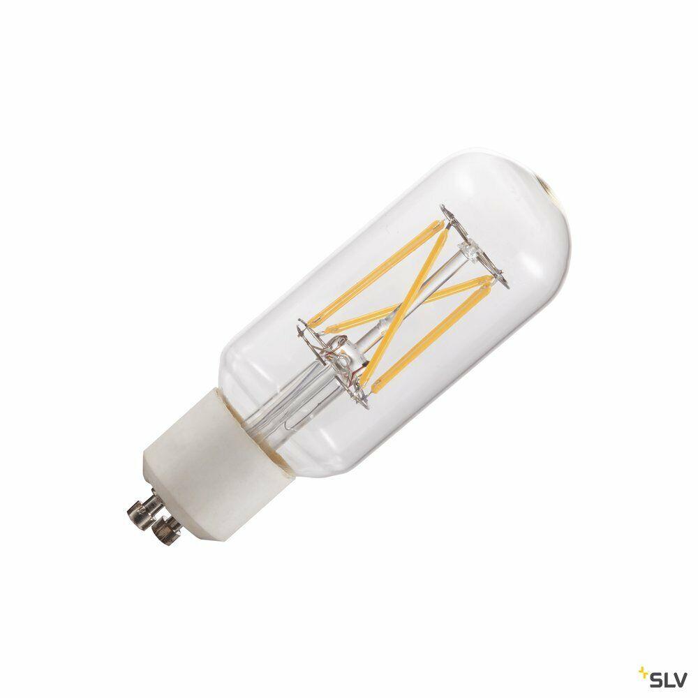LED Leuchtmittel, T32, GU10, 2700K, dimmbar