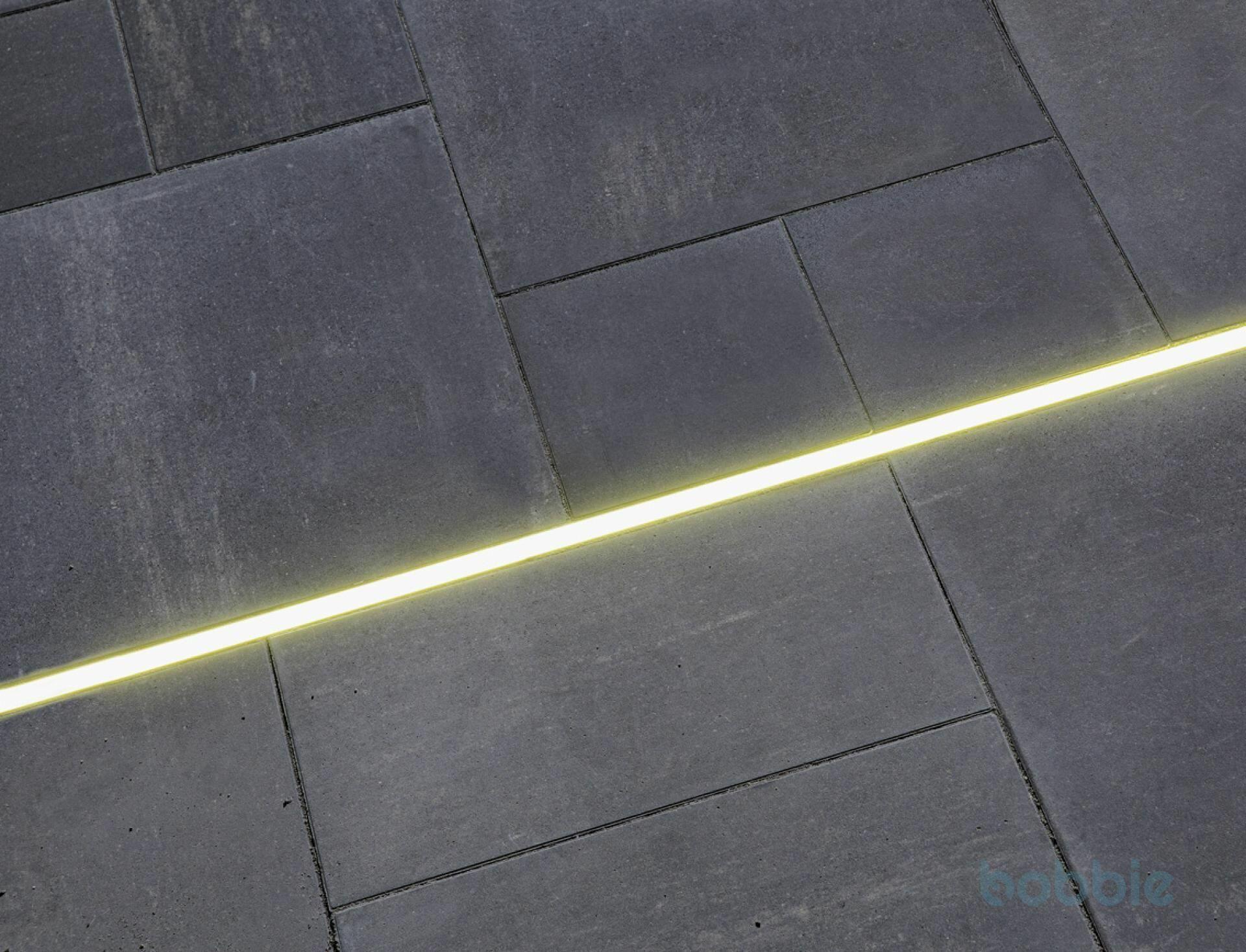 Lichtsystem, FOCUS® LED-LONG-LIGHT, Trageprofil Typ 2, 1600x38x20