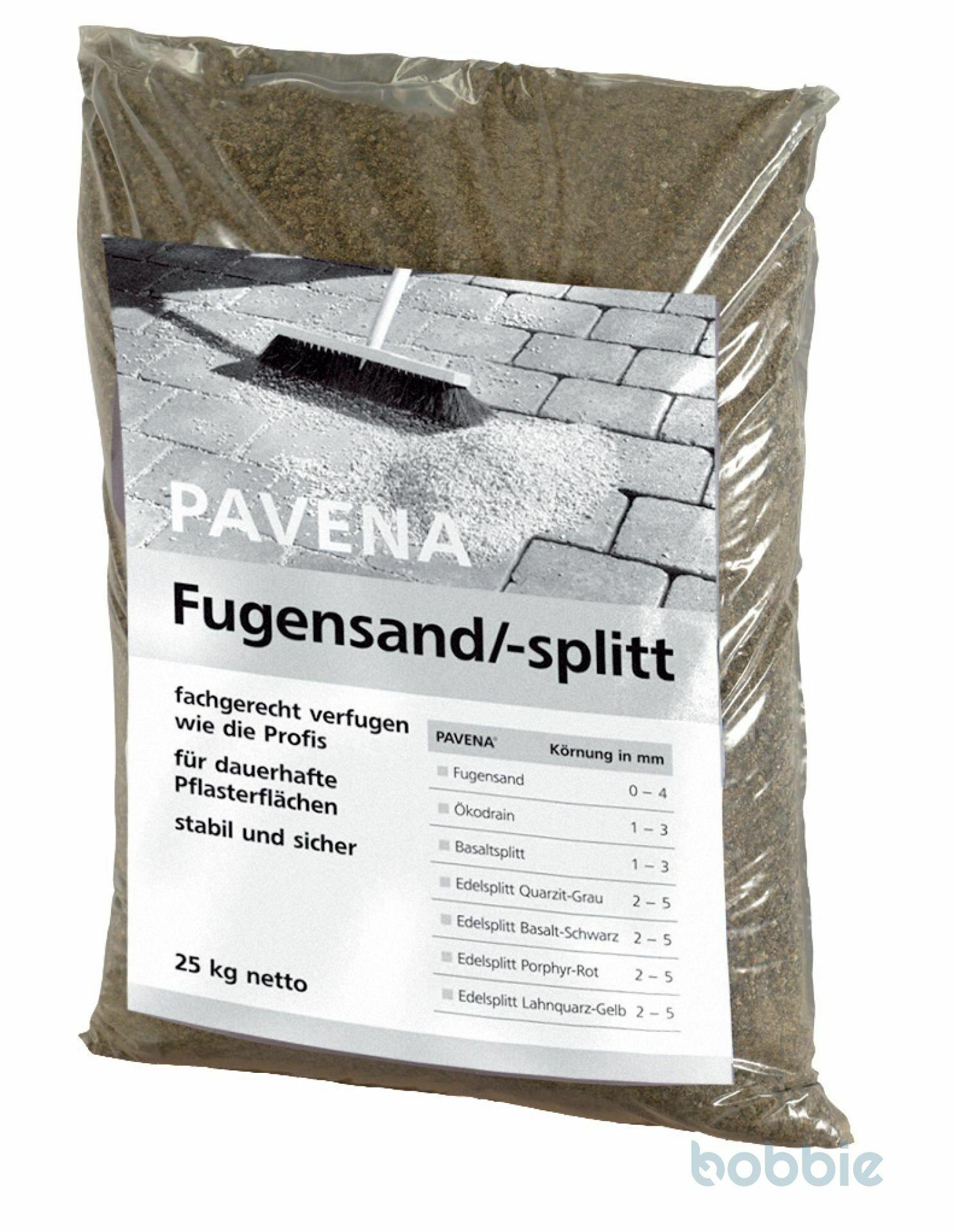 Fugenmaterial, PAVENA® Ökodrain 1-3mm