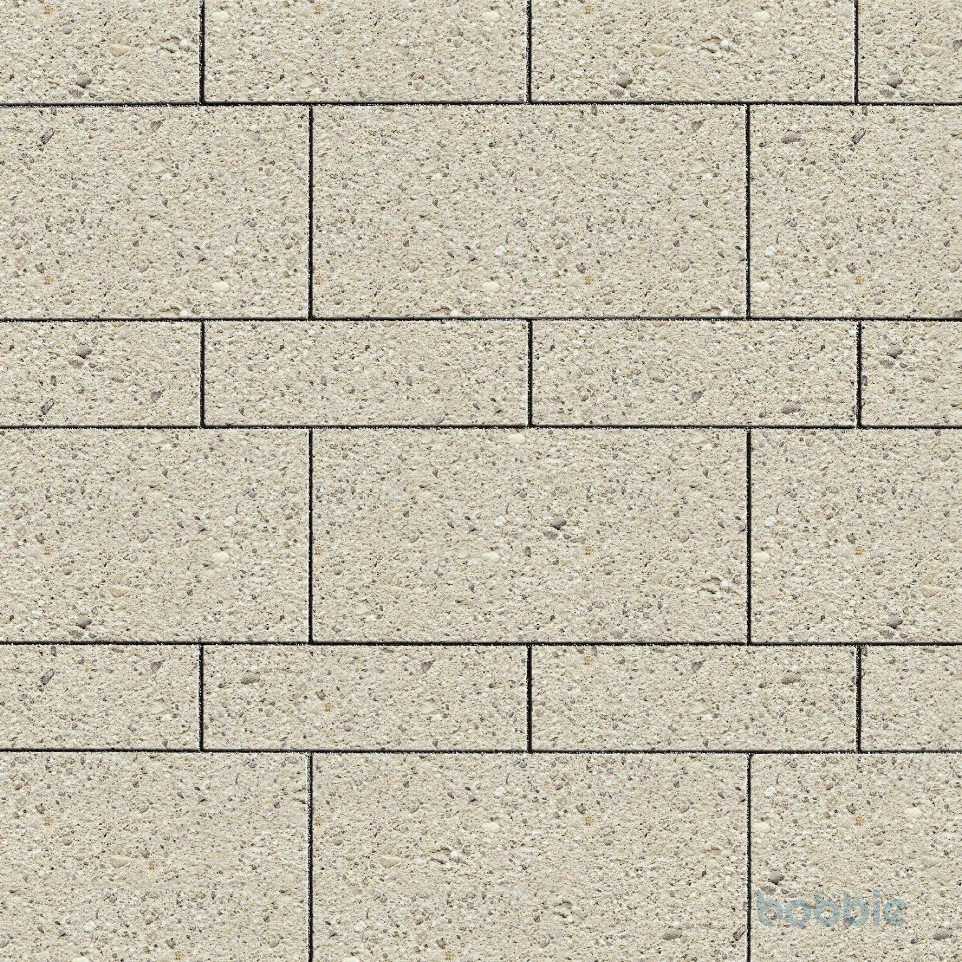 Pflasterplatte, LAMBADA® FORTE PLANLINE, 446x146x80, Beige
