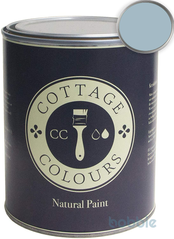 Farbe Amazone-Blue Kreidefarbe 0,5 Liter