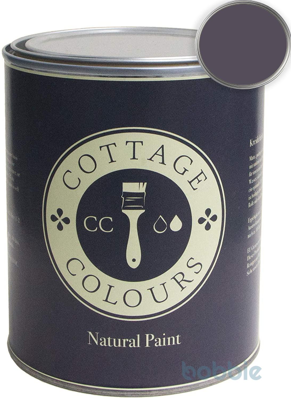 Farbe Aubergine Kreidefarbe 0,5 Liter