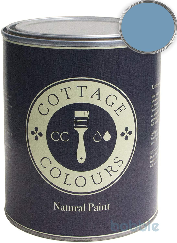 Farbe Baby-Blue Kreidefarbe 0,5 Liter