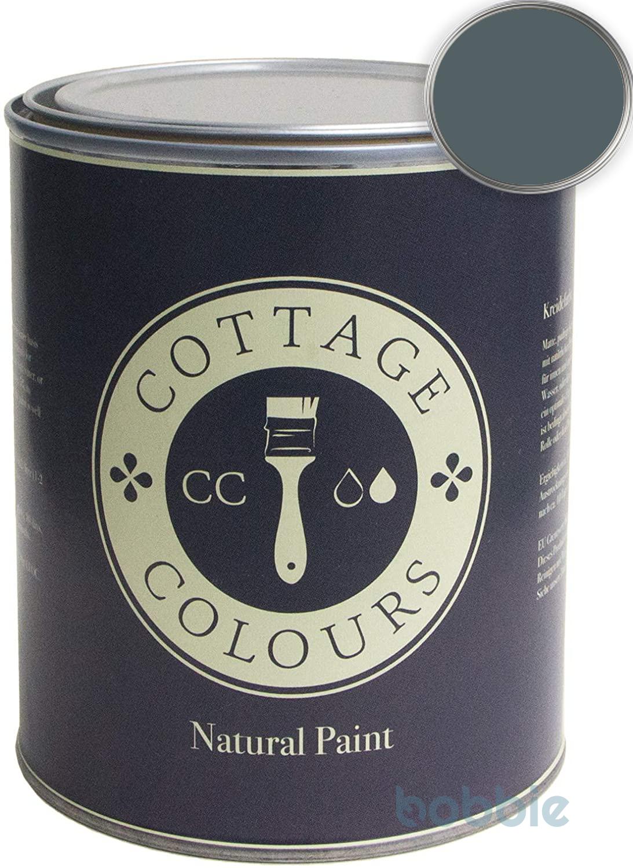 Farbe Northlight-Blue Kreidefarbe 0,5 Liter