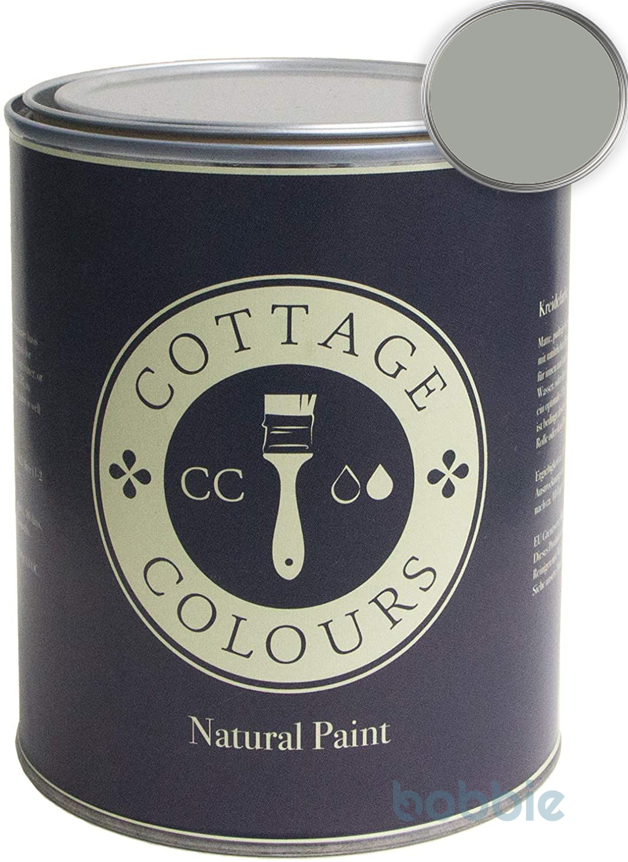 Farbe Olive-Grey Waterbased Top Matt 0,5 Liter