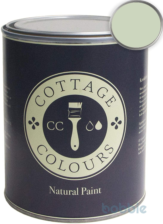 Farbe Rosenthal-Silver Waterbased Top Matt 0,5 Liter