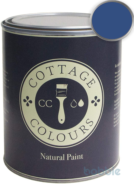 Farbe Yellowstone-Blue Waterbased Top Matt 0,5 Liter