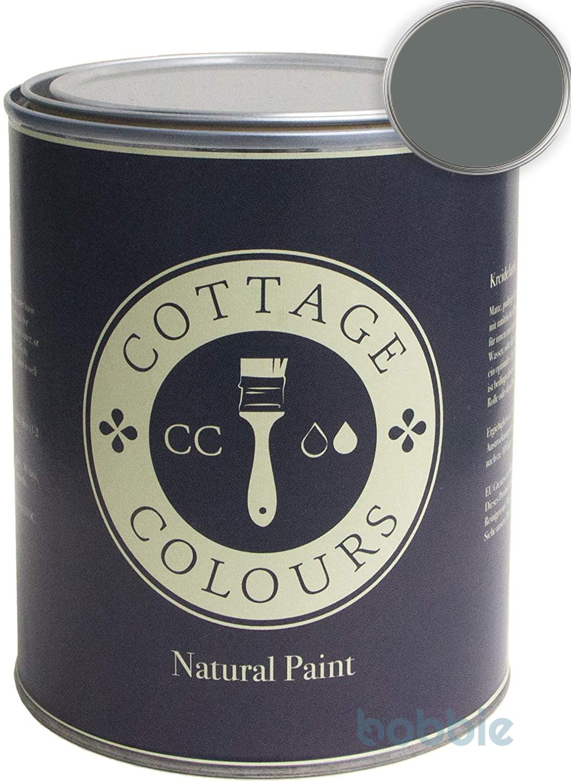 Farbe Bone-Grey Kreidefarbe 0,5 Liter