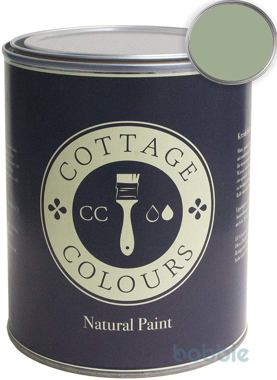 Farbe Light-Loden Kreidefarbe 0,5 Liter
