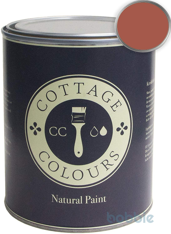 Farbe Mocca Waterbased Top Matt 0,5 Liter