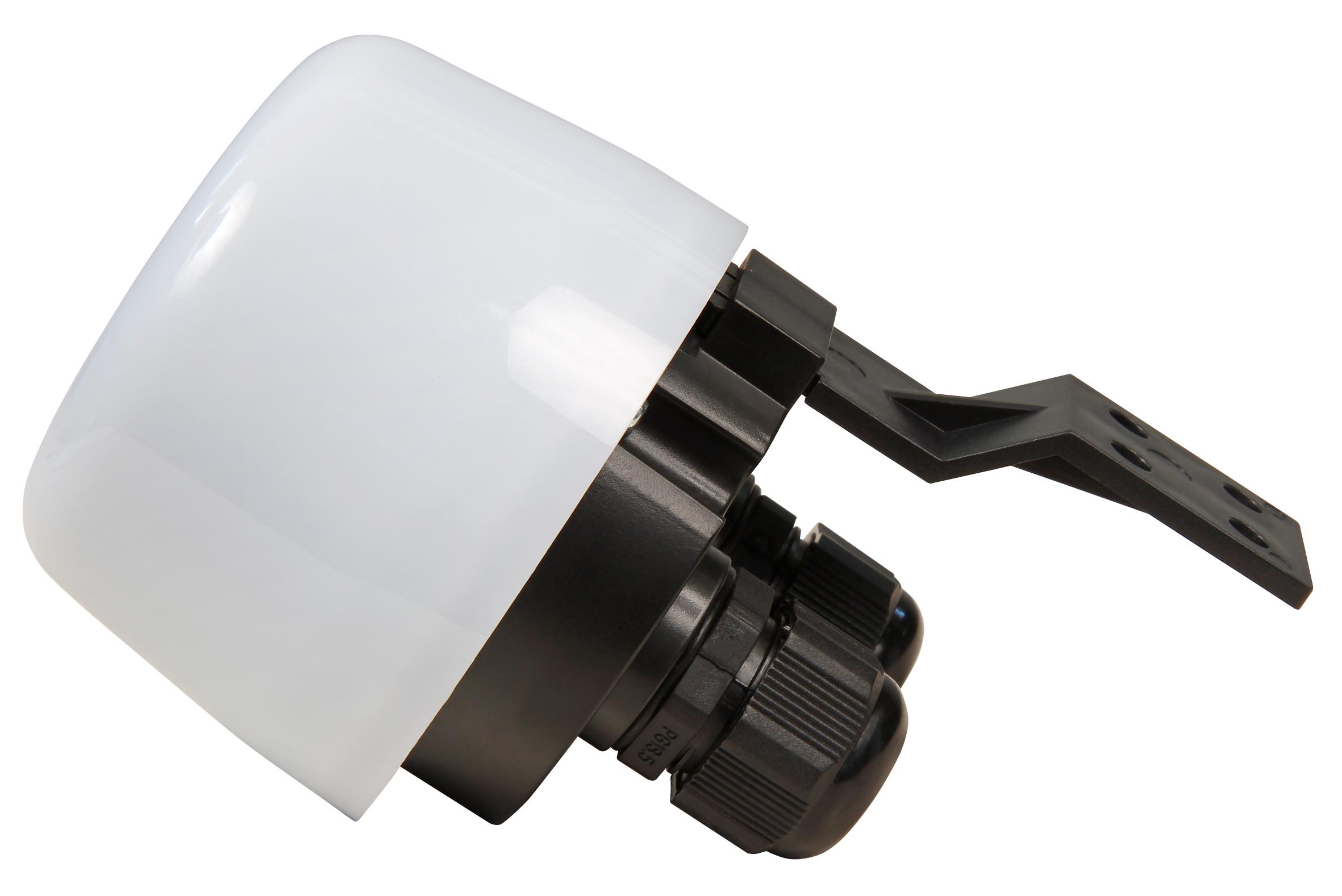Dämmerungsschalter McShine, 230V/15A, IP66, 5-50Lux einstellbar