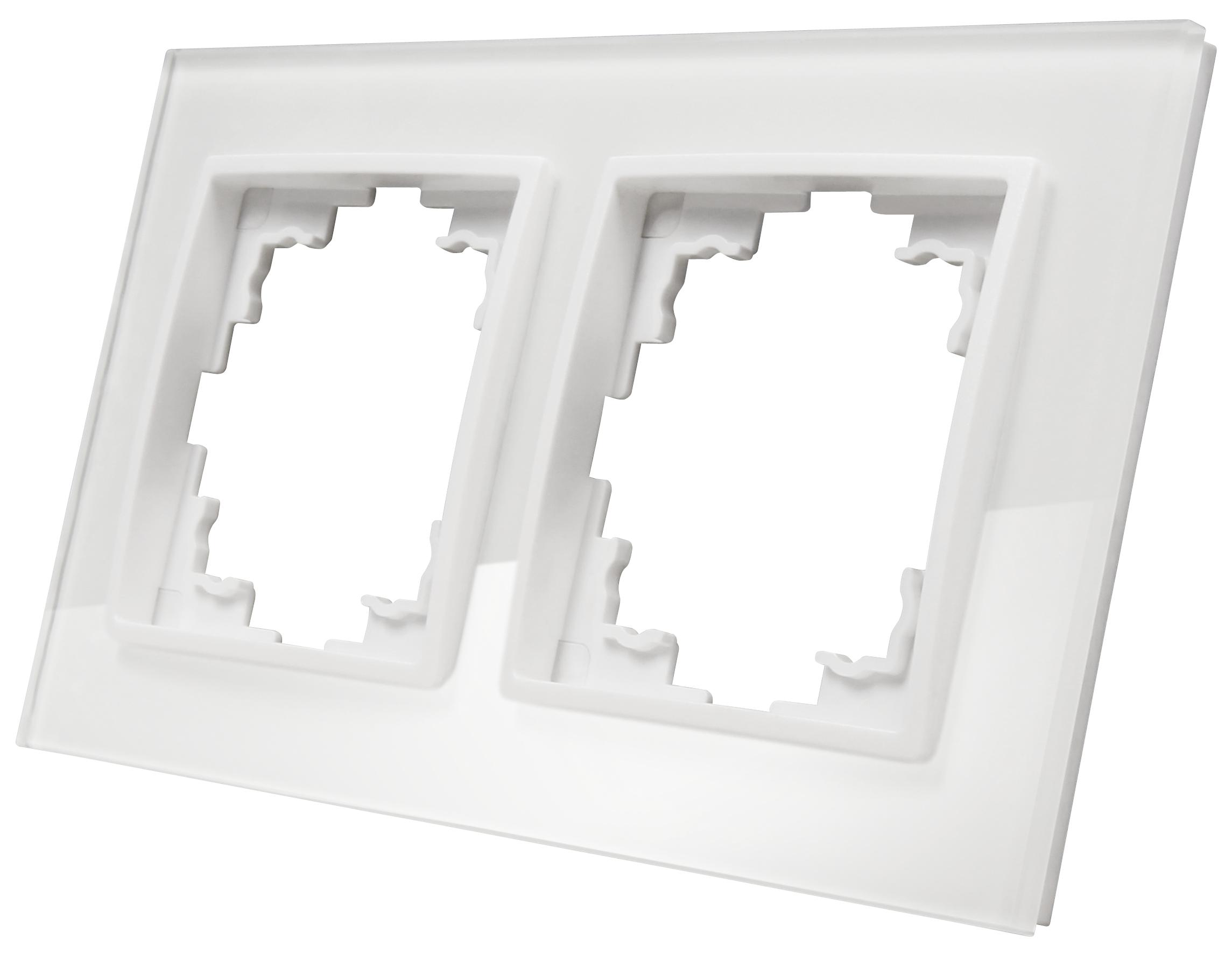 Glas-Rahmen McPower ''Flair'', 2-fach