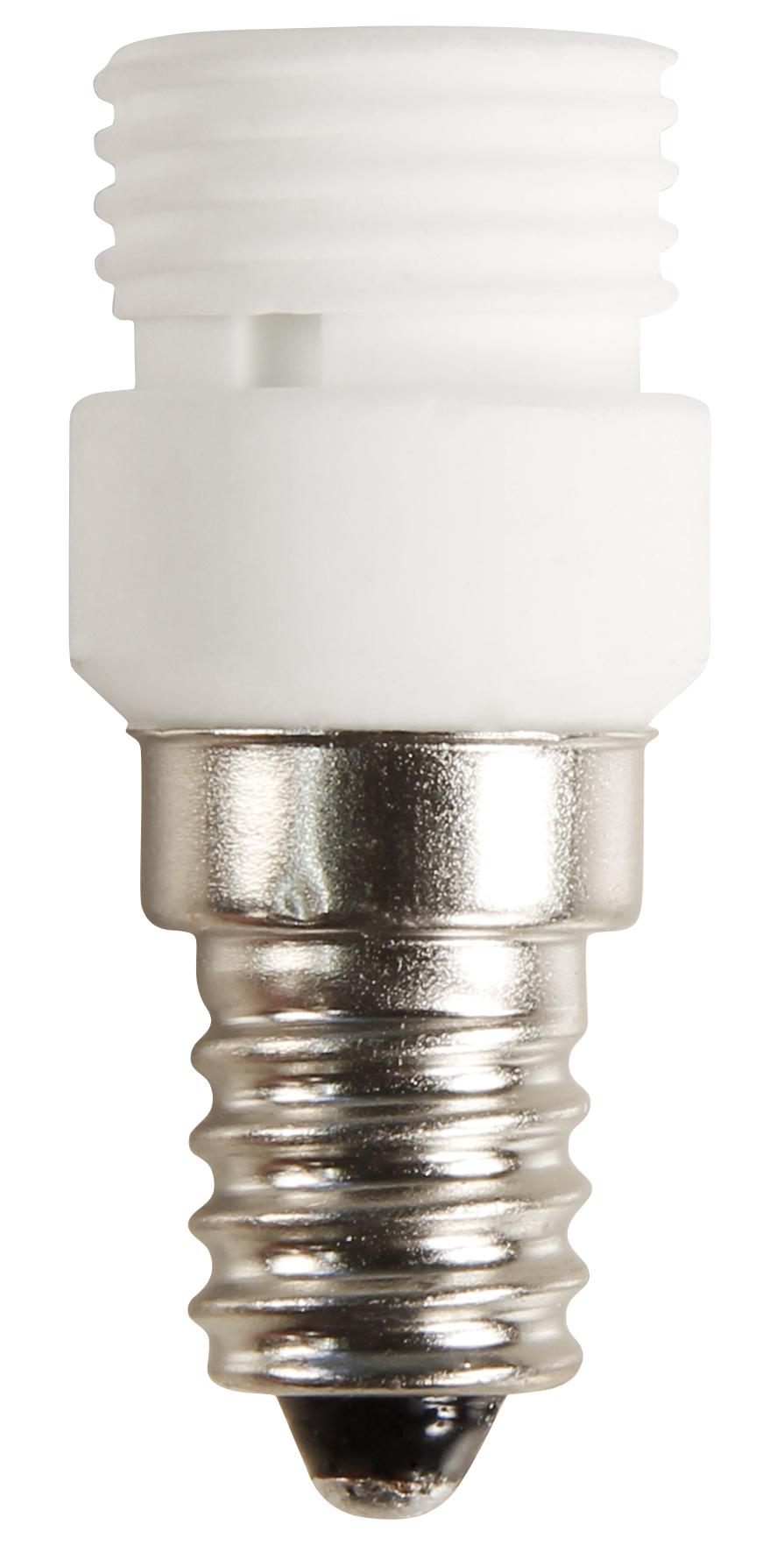 Lampensockel-Adapter McShine, E14 auf G9