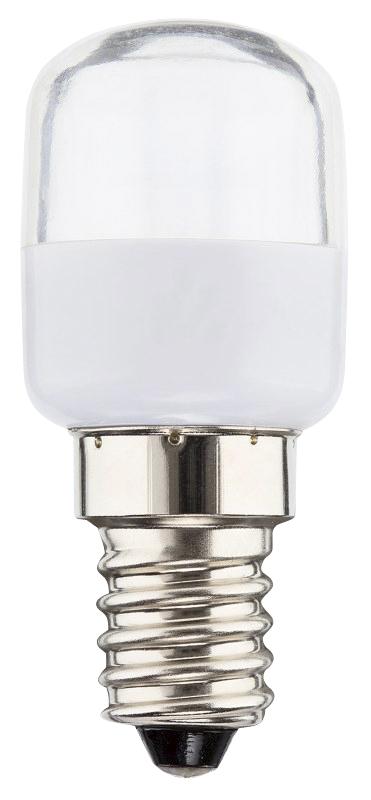 LED Kühlschranklampe, E14, 2W, 180lm, 2700K, warmweiß