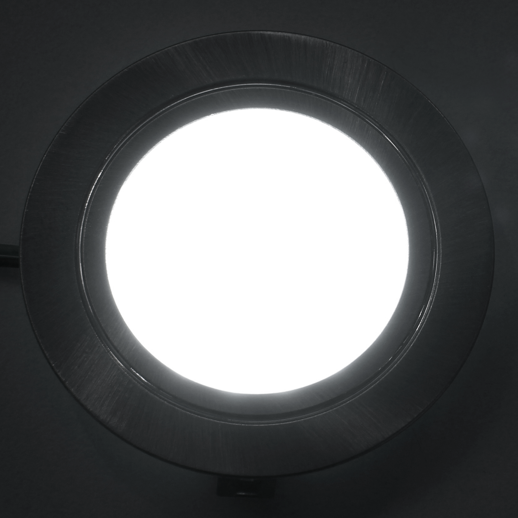 LED-Möbelleuchte McShine ''LM-12'' 2,4W, 160lm Ø65,5x10,7mm, neutralweiß