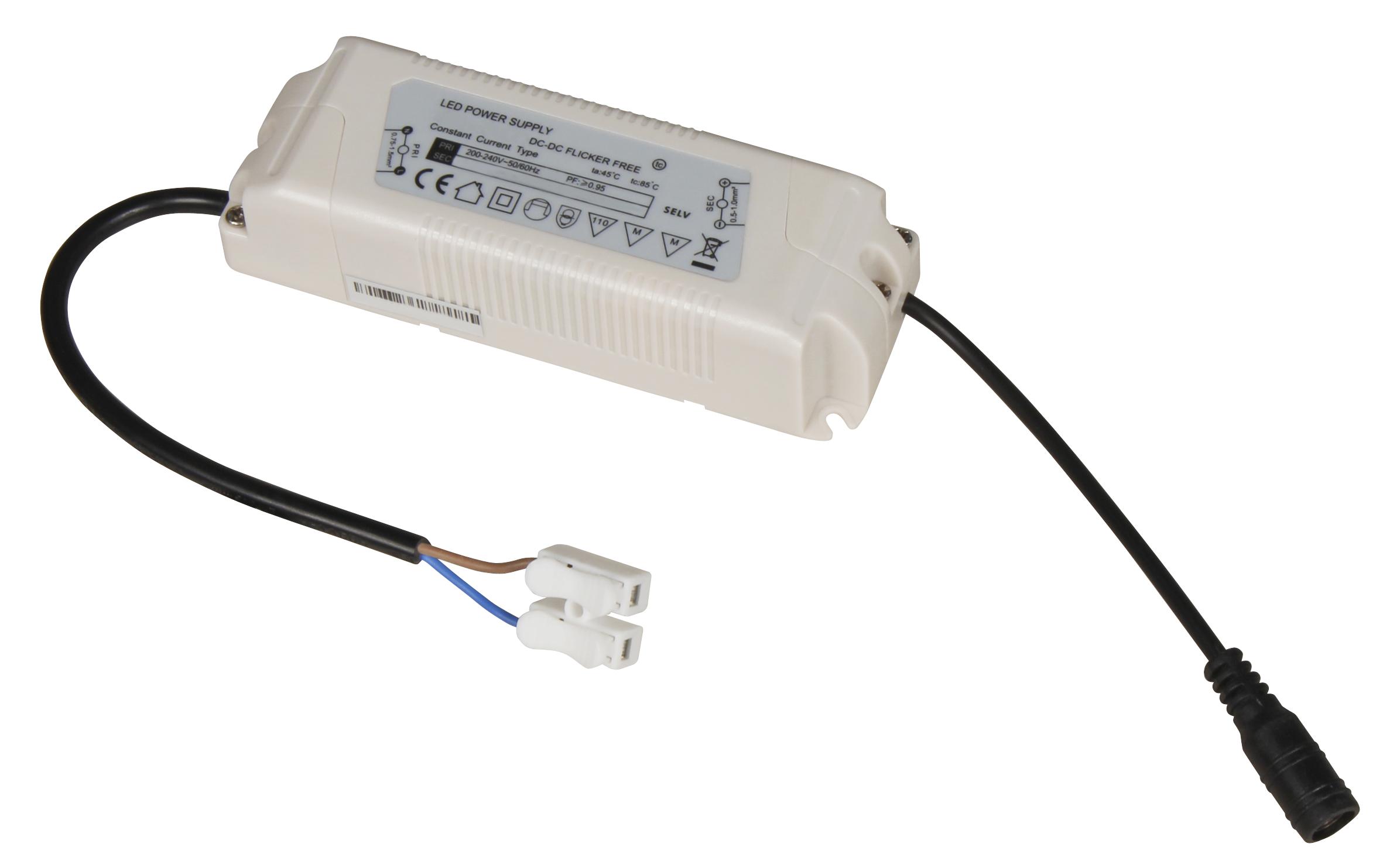 LED-Panel McShine ''LP-4562N'', 45W, 620x620mm, 3.850 lm, UGR