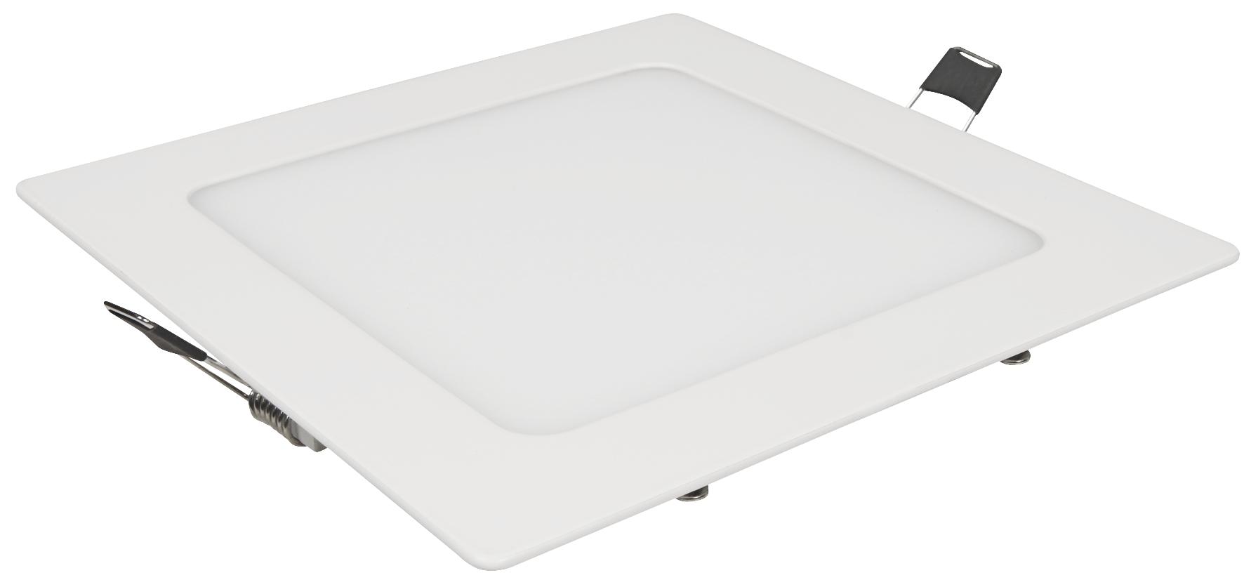 LED-Panel McShine ''LP-1217SW'', 12W, 170x170mm, 780 lm, 3000K, warmweiß
