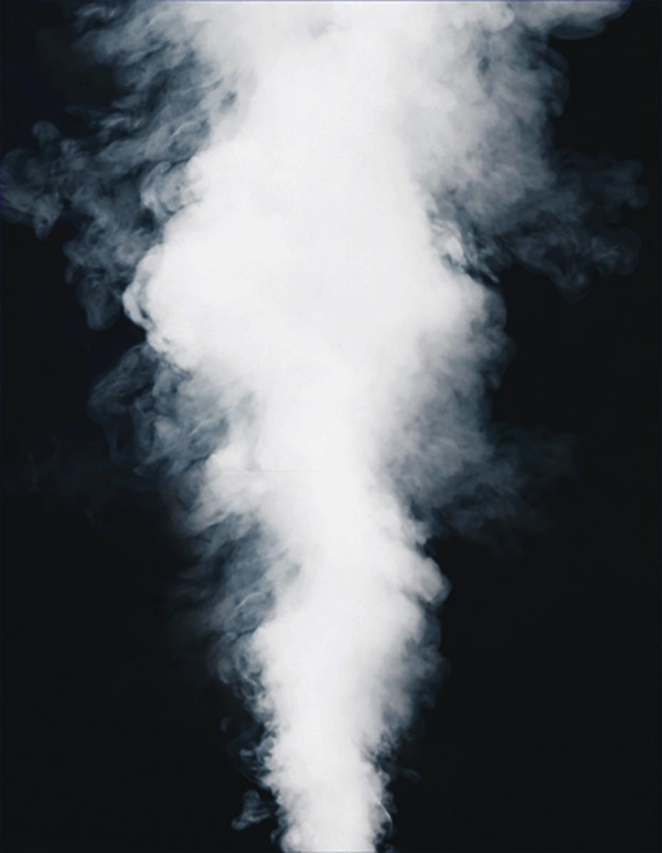 Nebelmaschnine IBIZA ''LSMM1500W'' DMX, Austoß nach oben und Seite, Fernbedienung