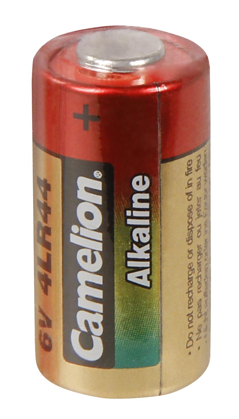 Spezialbatterie PX28A / 4LR44 6V, 25x13mm, Alkaline