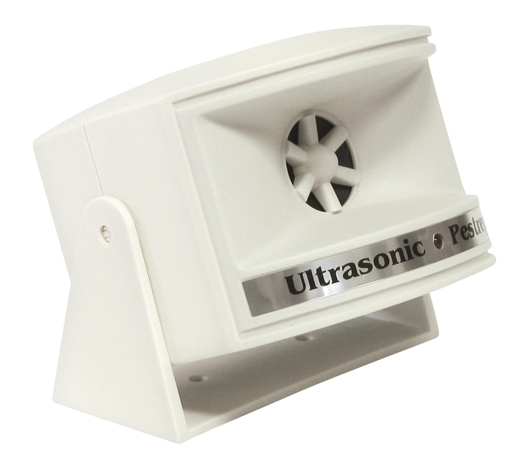 Ultraschall-Ungezieferscheuche, 9-12V, inkl. 230V-Steckernetzteil