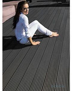 Terrassendiele WPC PRIME Dunkelgrau