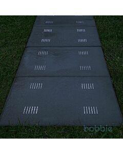 LUCEM LED concrete panel 40x40x4 cm