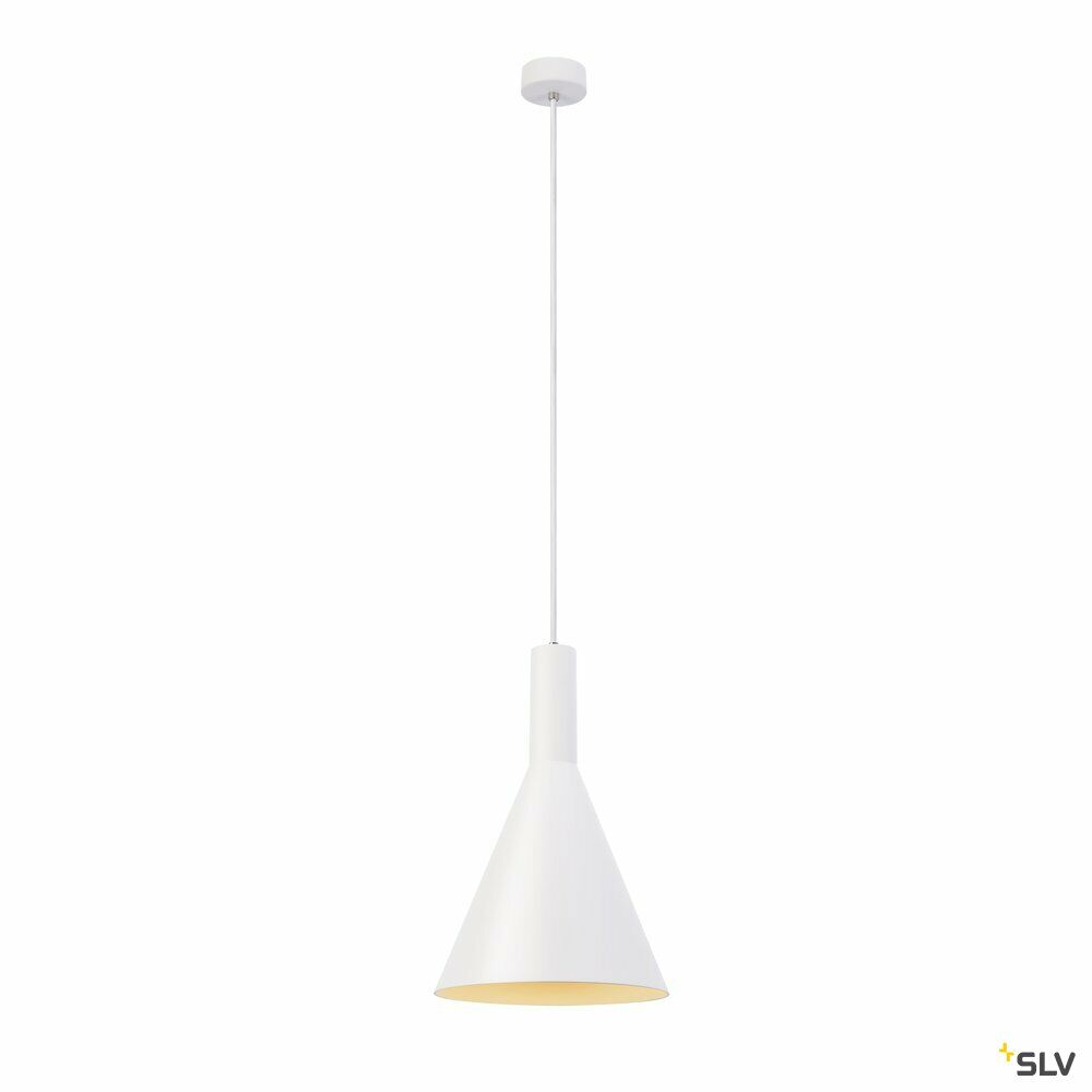 PHELIA PD, Indoor Pendelleuchte, E27, weiß, max. 23W, 28cm