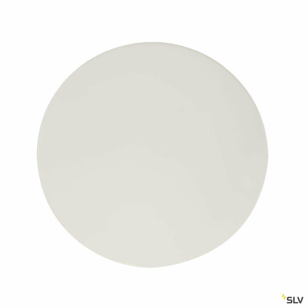 FENDA, Abdeckung, Acrylglas weiß, Ø 29,8 cm