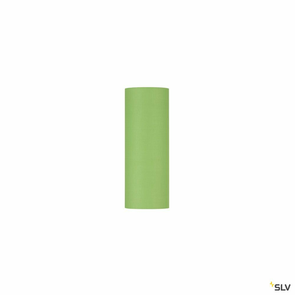 FENDA, Leuchtenschirm, rund, grün, Ø/H 15/40 cm