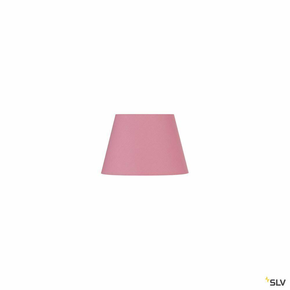FENDA, Leuchtenschirm, konisch, pink, Ø/H 30/20 cm