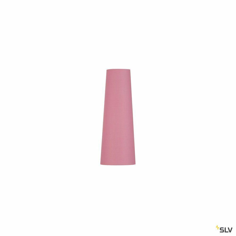 FENDA, Leuchtenschirm, konisch, pink, Ø/H 15/40 cm