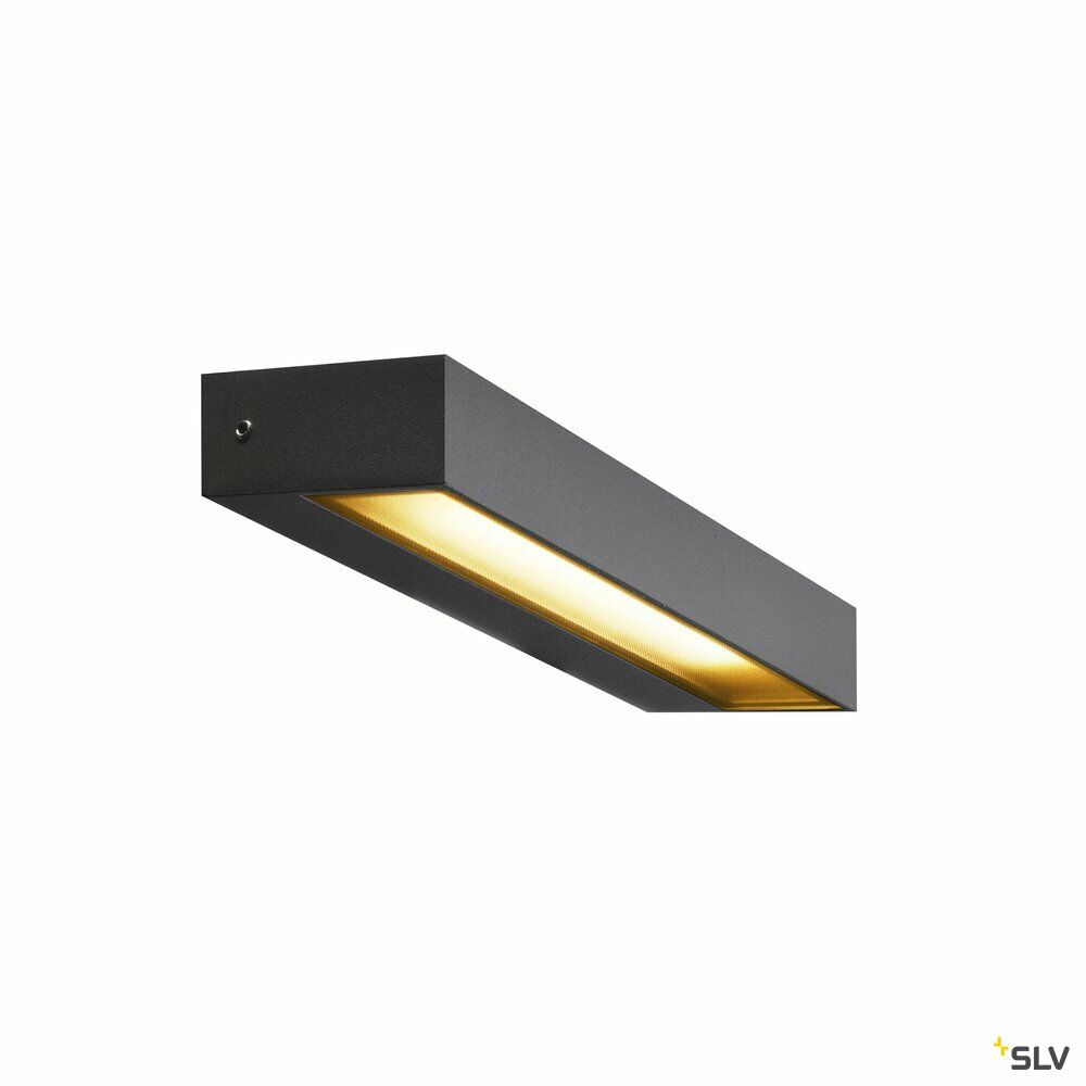PEMA® WL, LED Outdoor Wandaufbauleuchte, IP54, antracite, 3000K