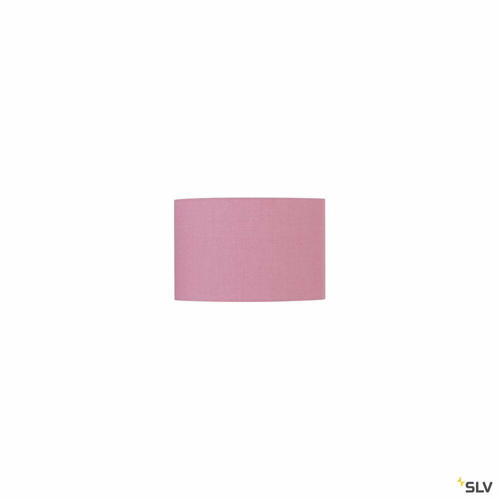 FENDA, Leuchtenschirm, rund, pink, Ø/H 30/20 cm