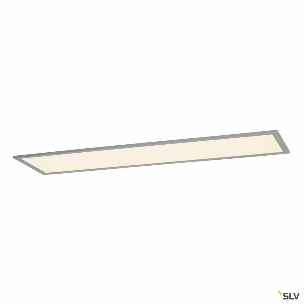 I-PENDANT PRO, Pendelleuchte, LED, 2700K, silbergrau, L/B/H 123/29,5/1,3 cm, 35W