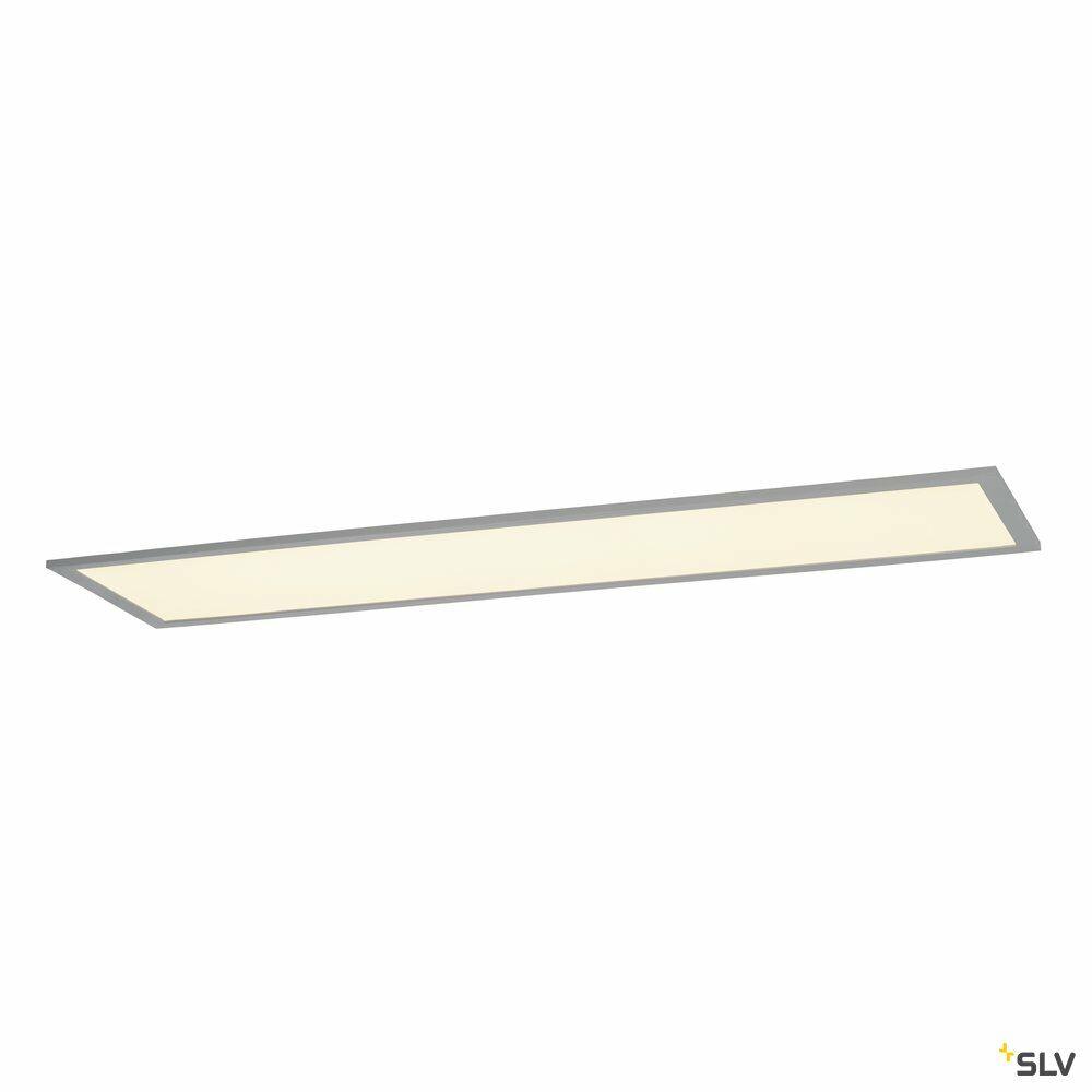 I-PENDANT PRO, Pendelleuchte, LED, 3000K, silbergrau, L/B/H 123/29,5/1,3 cm, 35W