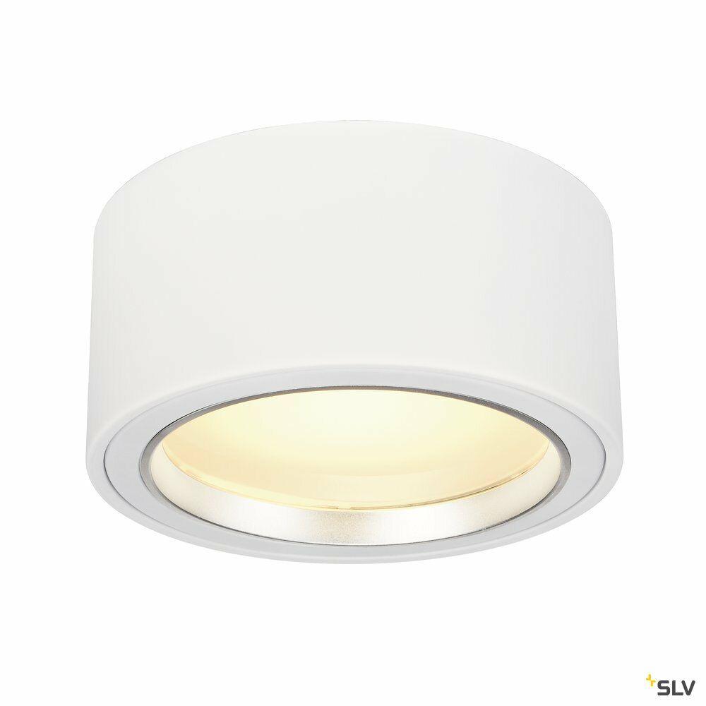 FERA 25, Deckenleuchte, LED, 3000K, rund, weiß, 1800lm, max. 21W, inkl. LED-Treiber