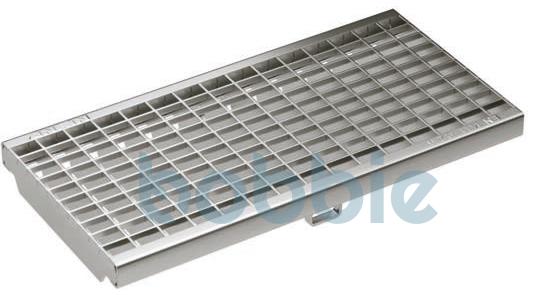 Maschenrost Stahl verz. MW 30x20