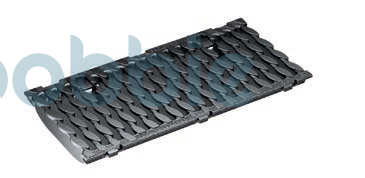Abdeckrost SF-200 D400-E600 mit RapidLock Verschluss