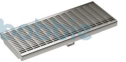 Maschenrost Stahl verz. MW 30x10