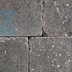Basalit® Antik Normalstein Anthrazit 21/14 - 208 x 138 x 80