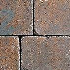 Basalit® Antik Normalstein Braun/Schwarz Nuanciert 21/14 - 208 x 138 x 100