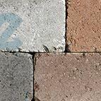 Basalit® Antik Normalstein Farbmix 21/14 - 208 x 138 x 100