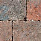Basalit® Antik Normalstein Grau/Schwarz Nuanciert 21/28 - 208 x 278 x 80